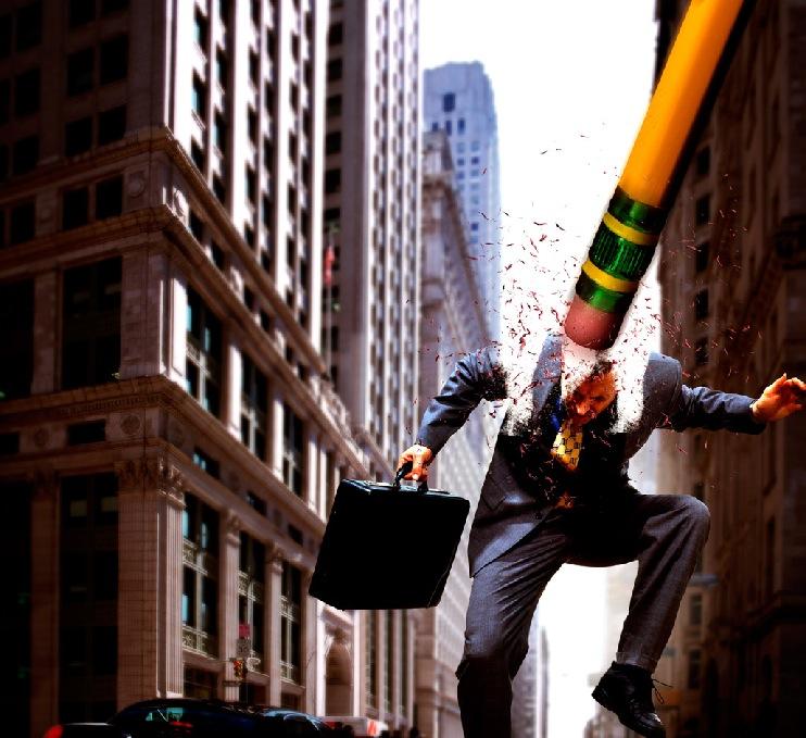 Aaron Goodman photo manipulation