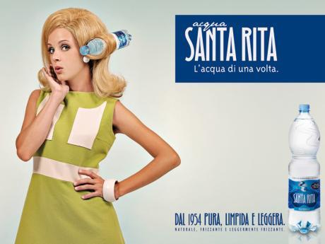 """Advertising inspiration: """"courage"""" santa rita"""