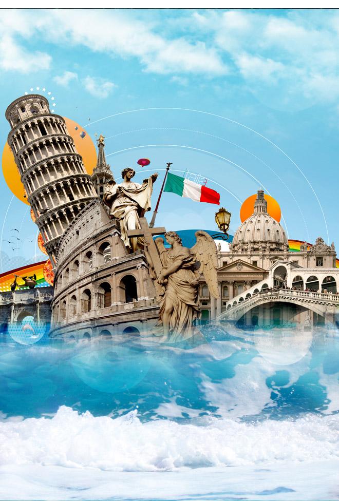 Graphic design inspiration: Daniel von Burkersroda-Italia