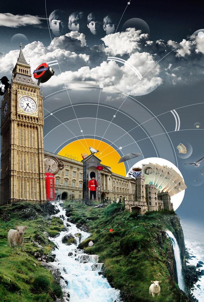Graphic design inspiration: Daniel von Burkersroda London