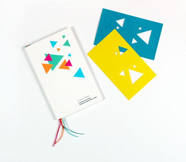 Graphic design inspiration: studio-oh book and invites