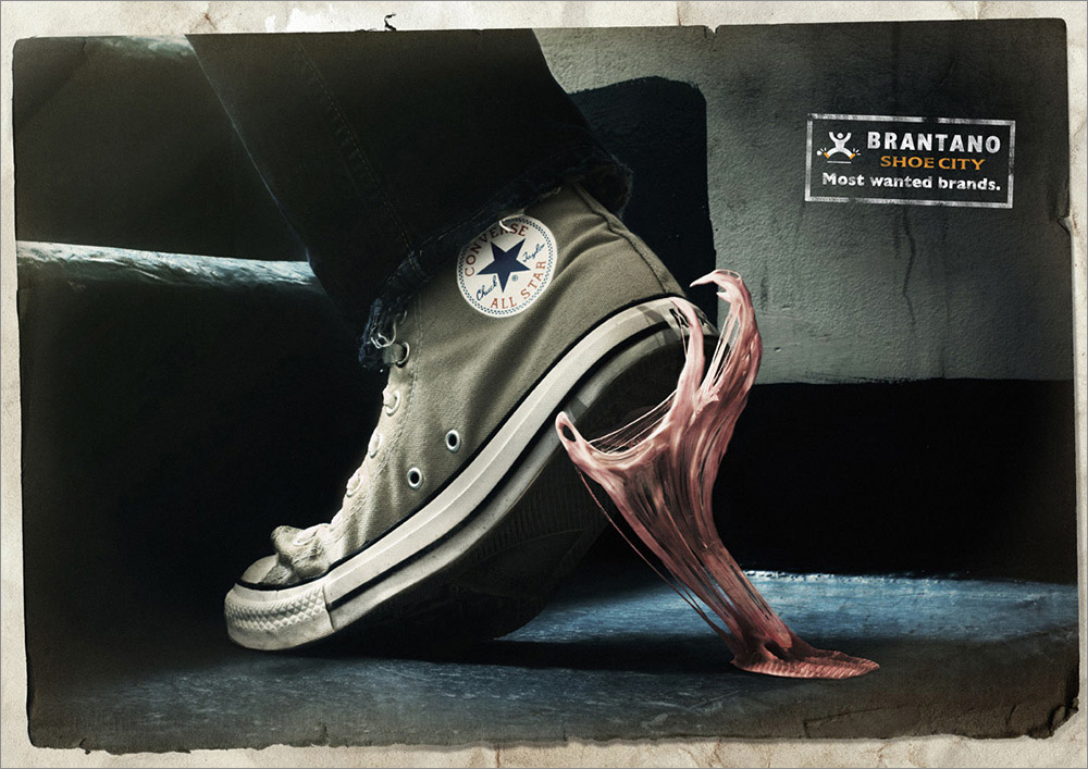 Most wanted brands brantano converse