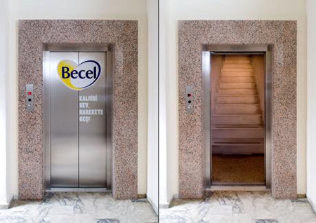 advertising-inspiration-elevator-advertising-becel-elevator1
