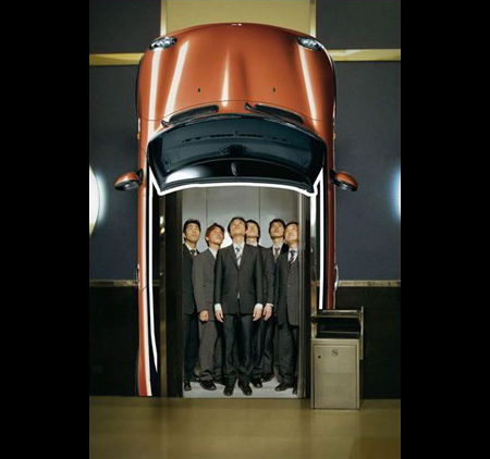 advertising-inspiration-elevator-advertising-mini-cabrio-elevator-advertisement