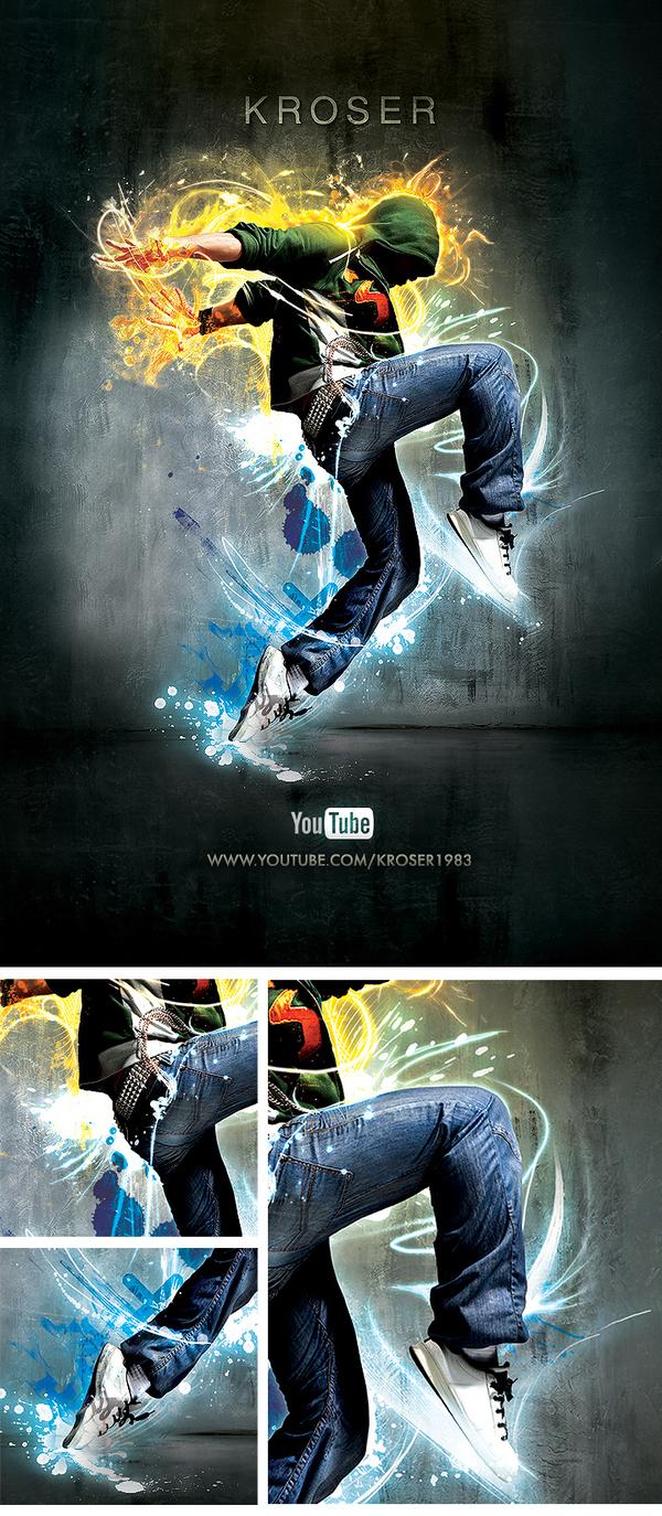 graphic-design-inspiration-elena-savitskaya-poster-music-producer-kroser