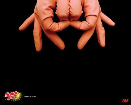 advertising-inspiration-gloves-scotch-brite-crab