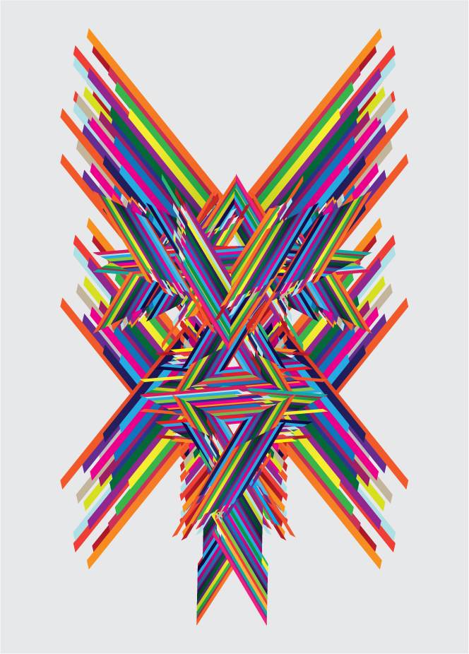 Graphic design inspiration  Graphic Design Inspiration: Joe Van Wetering – Iniwoo.net ...