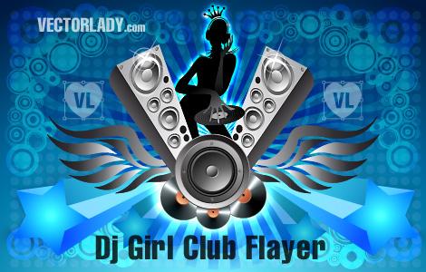 freebies-music-vectors-djgirlclubflyer