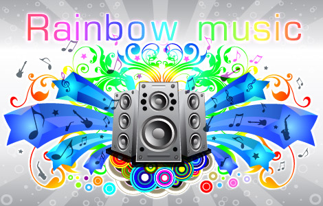 freebies-music-vectors-rainbow-sound
