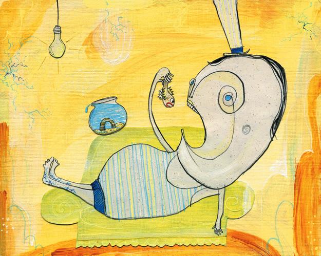 illustration-inspiration-matt-lee-eating-fish