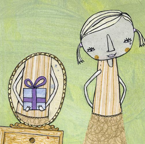 illustration-inspiration-matt-lee-girl-with-present