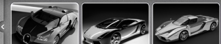 Car Dealer Website Layout