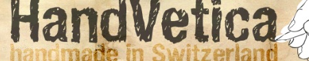 Drawn Fonts