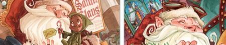 Santa Illustrations
