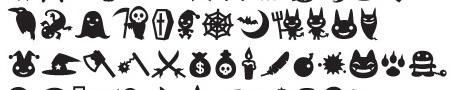 Dingbat Fonts