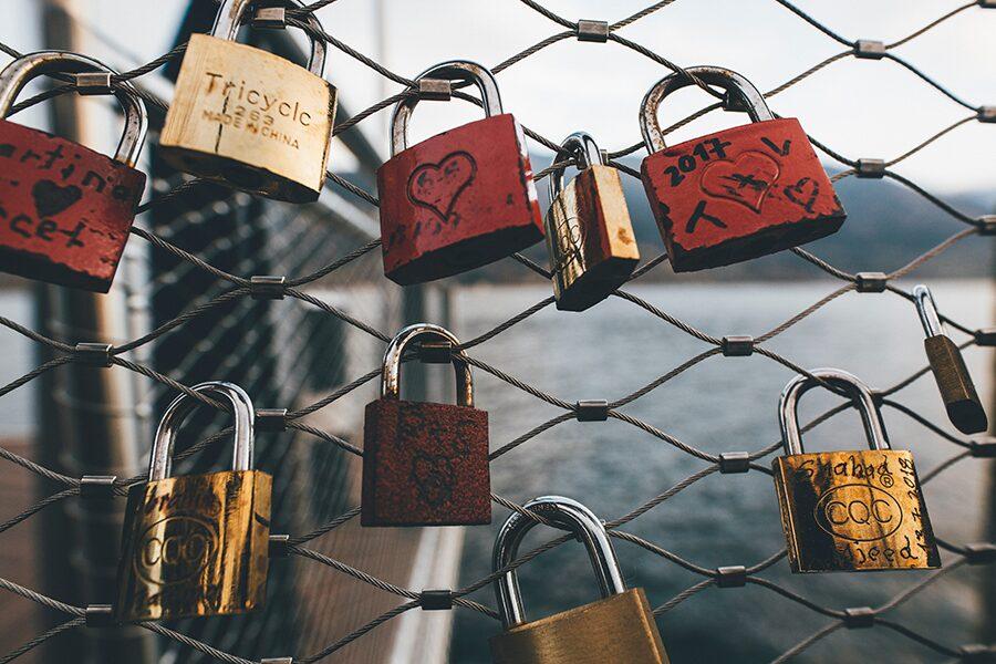 marriage locks