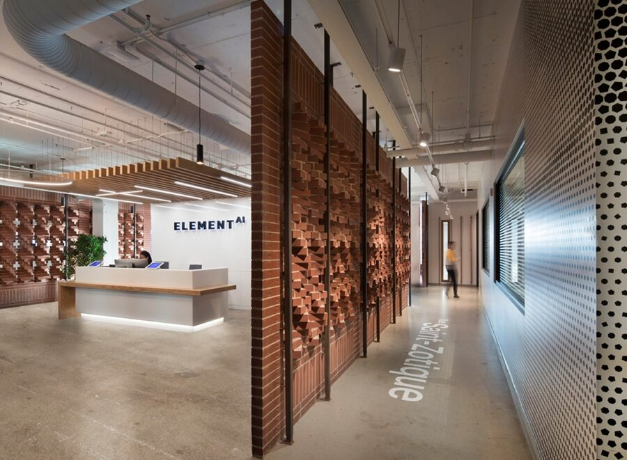 ElementAI office montreal