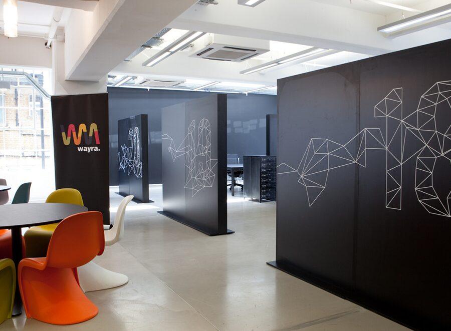 wayra accelerator office london