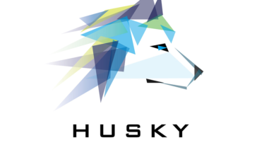 Husky marketing planner logo