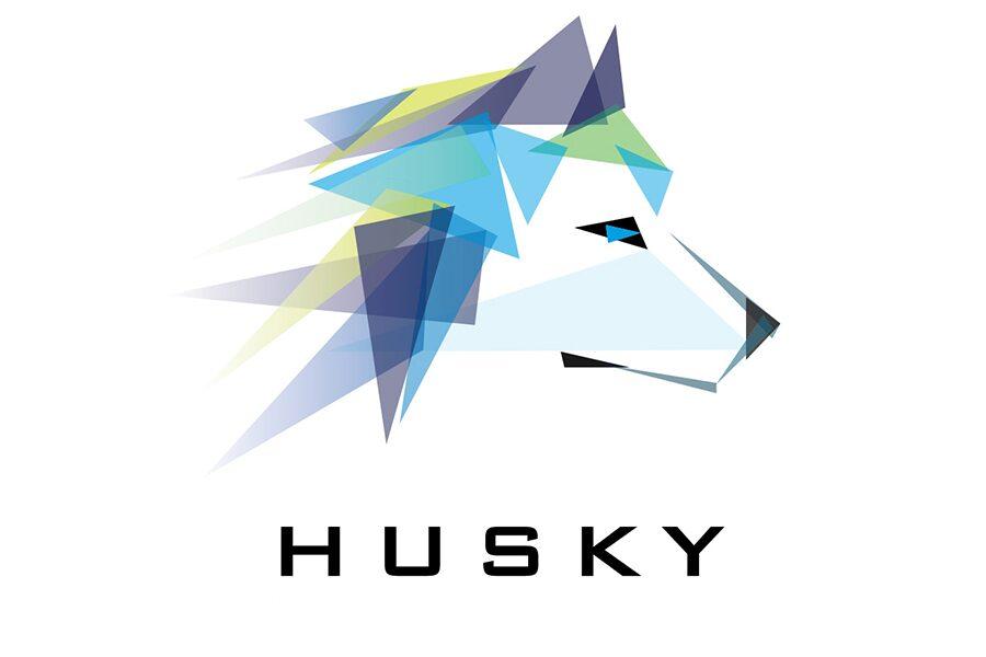 Husky marketing planner logo