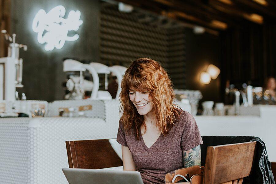 freelance happy work