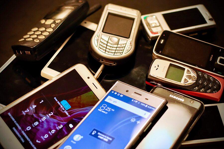 Bunch of phones spied on