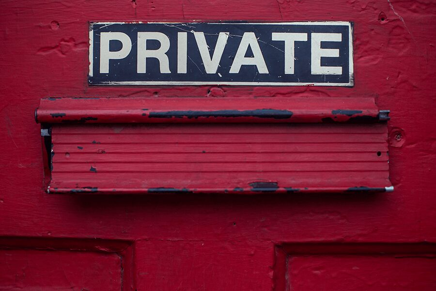 Privacy in Social Media