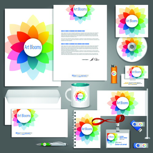 5 Tips for Coordinating Print Collateral Designs, by Sara Duane-Gladden