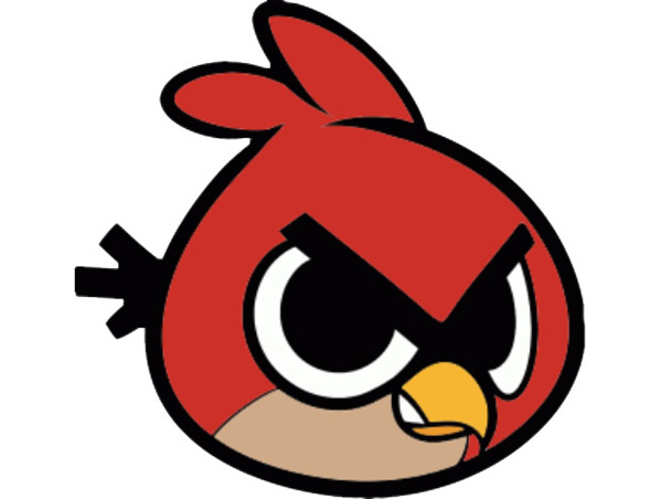 Create an Angry Bird Character in Photoshop