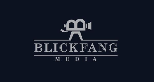 Blickfang Media, Logo Design by Ramin Nasibov
