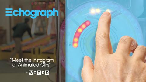 Echograph screenshot