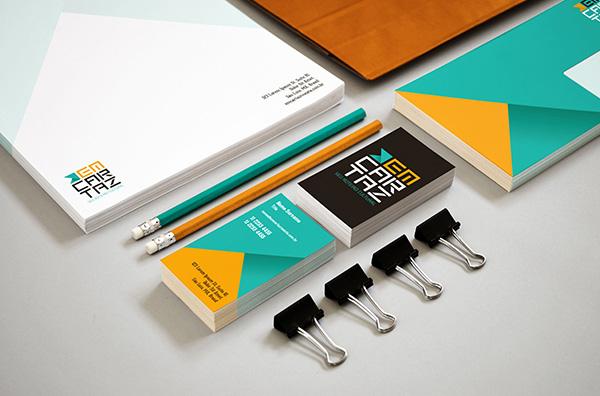 Em Cartaz - Branding, by Kempeli Design