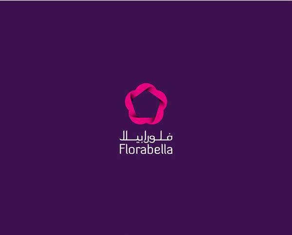 Florabella, Logo Design by Mohd Almousa