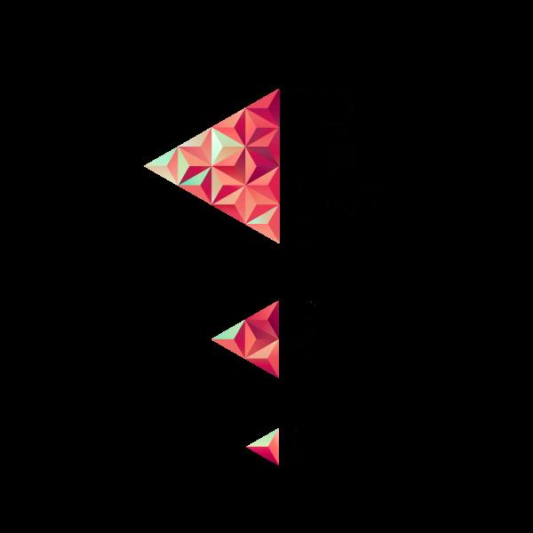 Trivalent Brand Identity, by Nina Geometrieva
