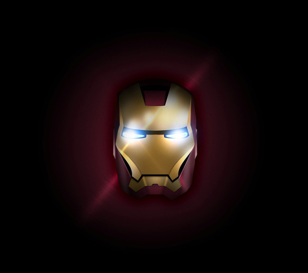 Iron Man Mask in Illustrator and Photoshop by Abduzeedo
