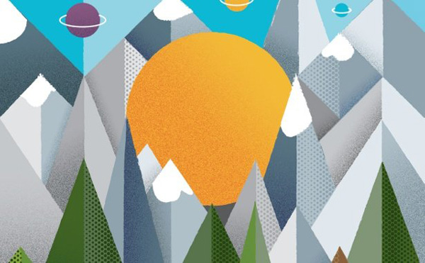 Add Depth and Texture in Illustrator, by Jeffrey Bowman