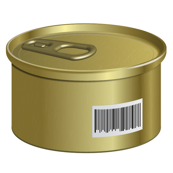 How to Create a Can with a Barcode in Adobe Illustrator, by Alexander Egupov