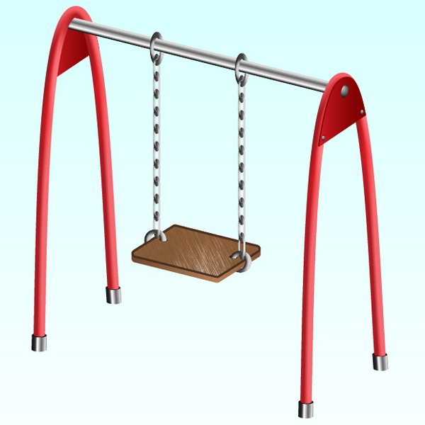 Create a Childrens Swing using Clipping Masks and Blends, by Alexander Egupov