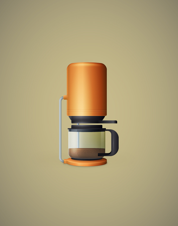 Coffee Maker by Andrei Marius