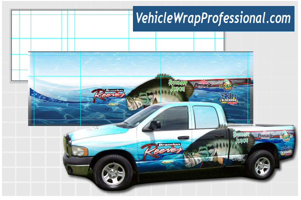 5 Vehicle Wrap Tutorials plus Installation Instructions Iniwoo – Van Wrap Template