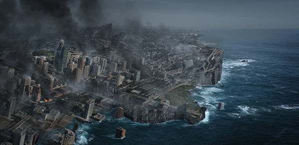 Create an Earth Shattering Disaster Scene in Photoshop by Ed Lopez