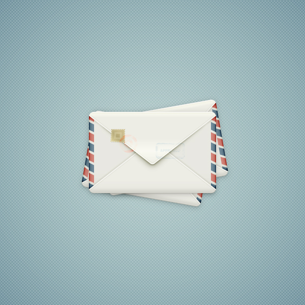Create a Detailed Envelope Illustration in Adobe Illustrator by Andrei Marius