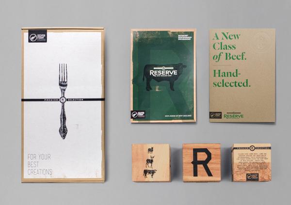 Foodservice Brand Identity, by Matt Hammond