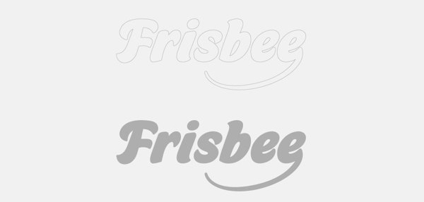 Frisbee Channel Rebrand, by Alkanoids