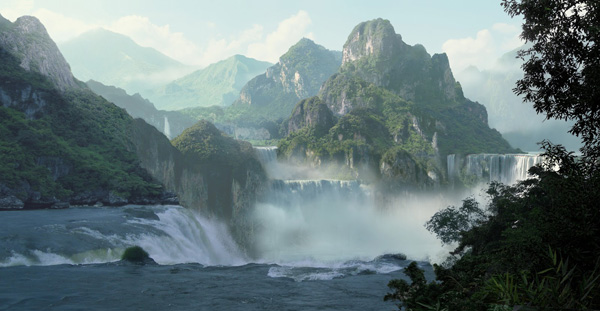 Learning Concept Art and Matte Painting, by Jonah West