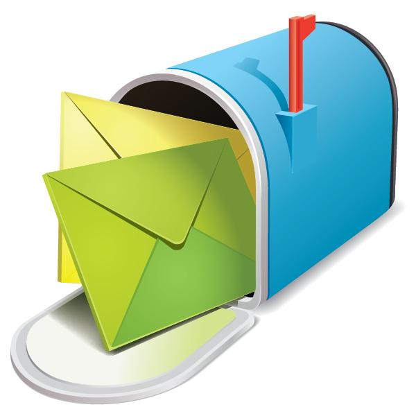 Make a Mailbox Icon, by Iaroslav Lazunov