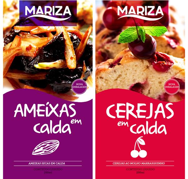 Mariza Alimentos - Rebrand, by Thiago Amaral