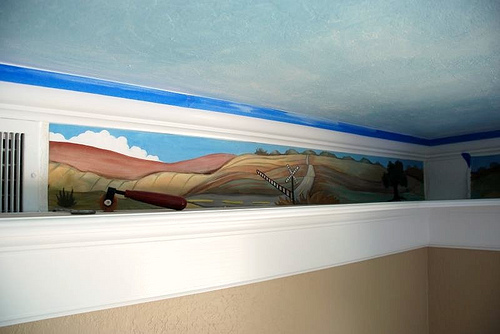 Painting & Installing Murals on Canvas, by Devon Holzwarth