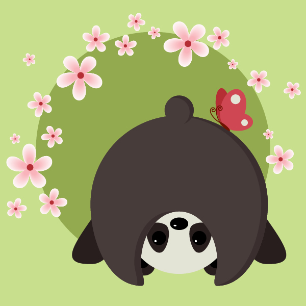 Create a Cute and Simple Panda With Basic Shapes in Adobe Illustrator, by Nataliya Dolotko
