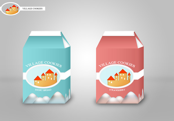 Design a Product Package Prototype in Photoshop, by Gabrielle